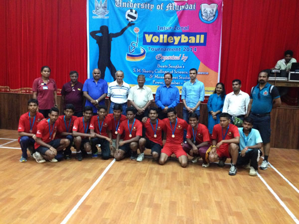 PCACS Volleyball Team