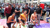 Mr. Fitness Physique Competition